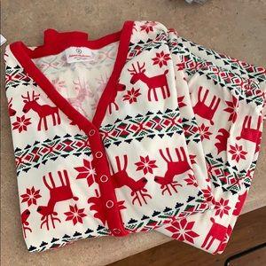 Hanna Andersson women's pajama set